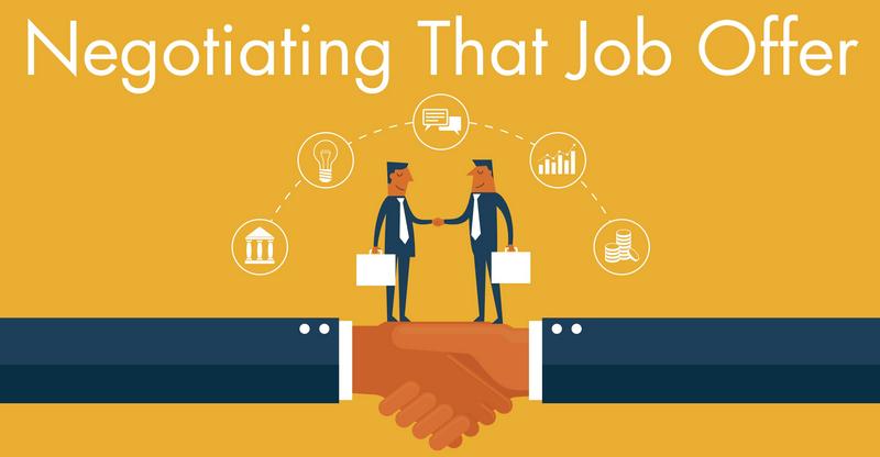 Découvrez les 10 règles pour négocier une offre d'emploi comme un pro