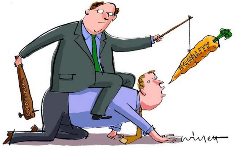 Le modèle de la carotte et du bâton ne fonctionne pas pour devenir un leader motivant et inspirant