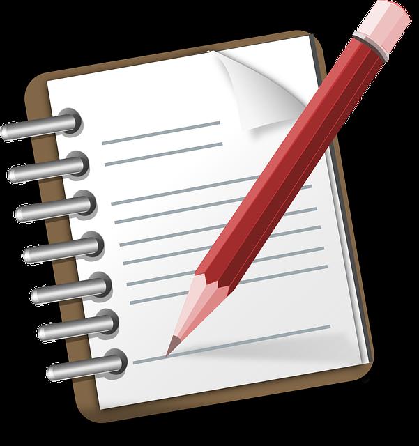 Prendre des notes est une habitude positive qui vous aidera à mieux dormir et donc à rendre votre vie meilleure