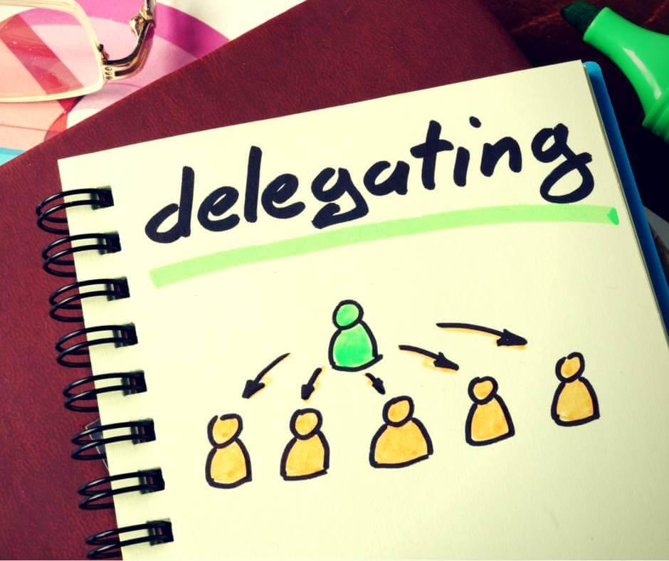 Apprendre à déléguer est une bonne pratique qui augmentera votre productivité