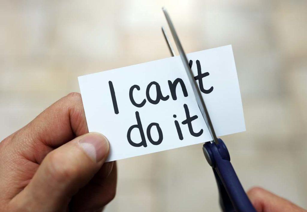Réfléchir est le premier pas mais la détermination s'avère ensuite être la clé pour devenir riche