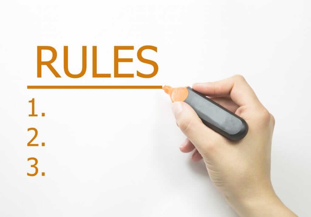 Ecrivez vos propres règles pour mettre en oeuvre la semaine de 4 heures plus facilement
