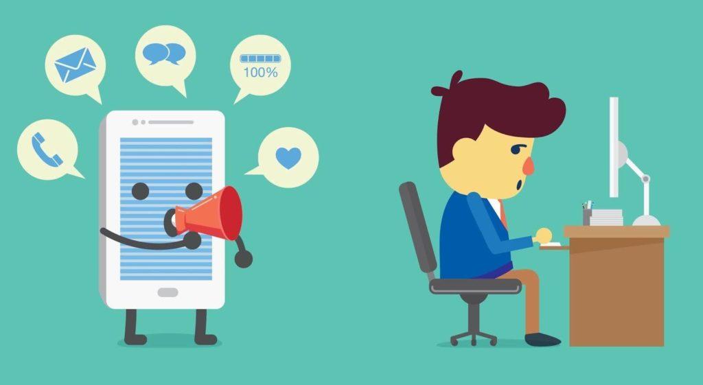 Eliminez les distractions pour augmenter votre productivité et mettre en oeuvre la semaine de 4 heures