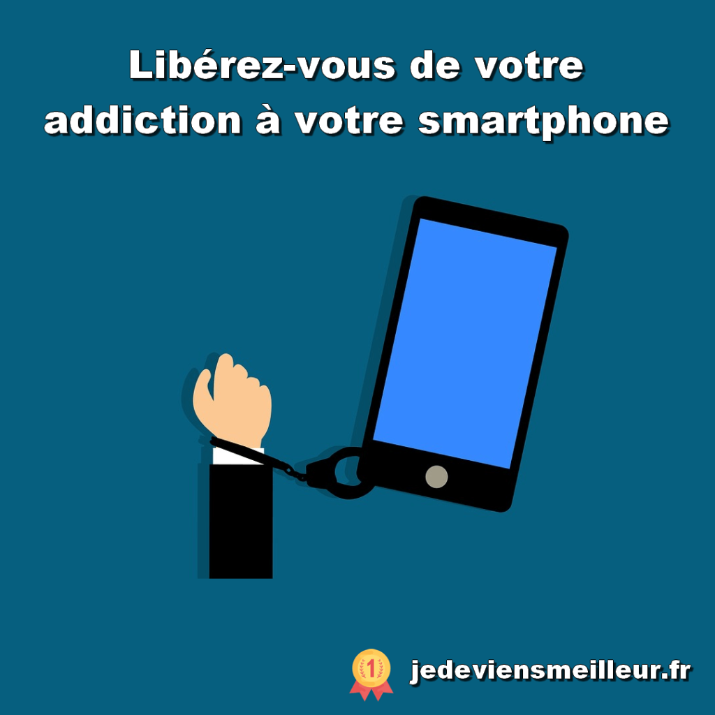Libérez-vous de votre addiction à votre smartphone pour lutter contre l'épuisement professionnel