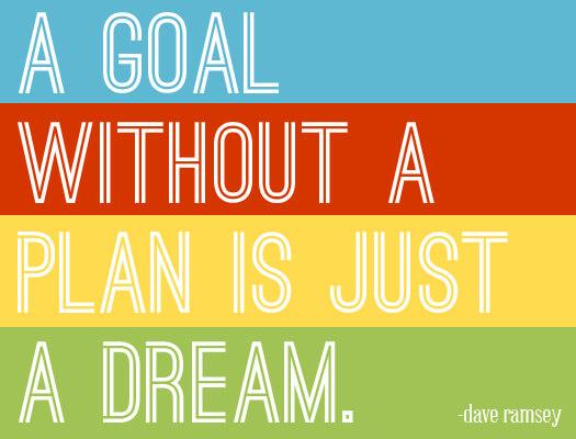 Vous devez réfléchir à votre but et planifier les actions vous permettant de l'atteindre pour devenir riche