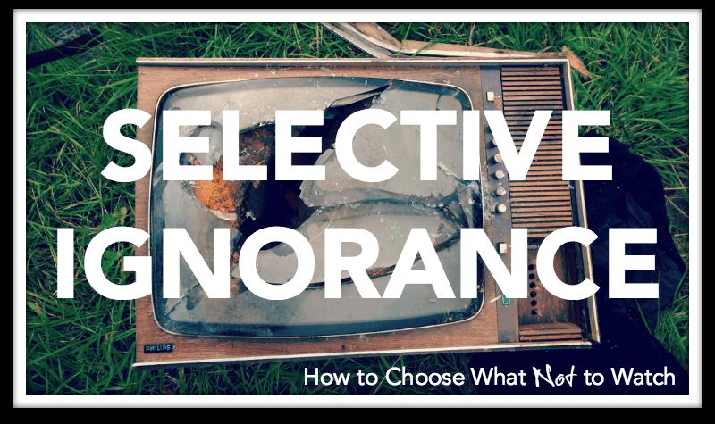 L'ignorance sélective est un atout important pour mettre en oeuvre la semaine de 4 heures