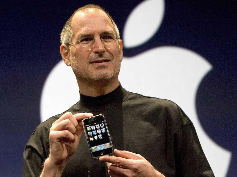 Même Steve Jobs avait pris le parti de se libérer de l'addiction aux smartphones