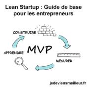 Lean Startup : Guide de base pour les entrepreneurs