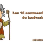 Les 10 commandements du leadership