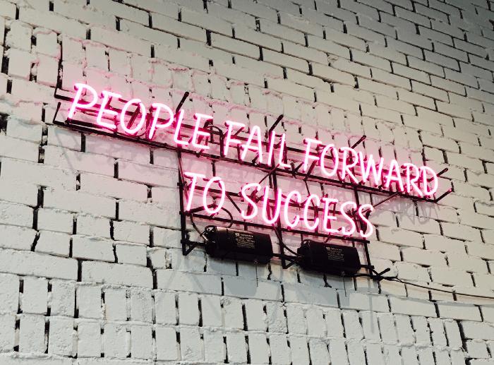 5 façons de surmonter la peur de l'échec pour réussir de grandes choses