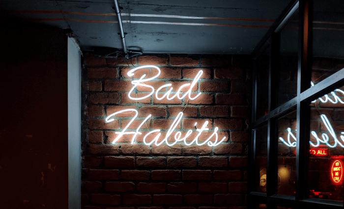 Mauvaises habitudes à éviter pour réaliser de grandes choses