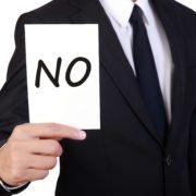 Vous devez apprendre à dire non pour avoir une vie épanouie