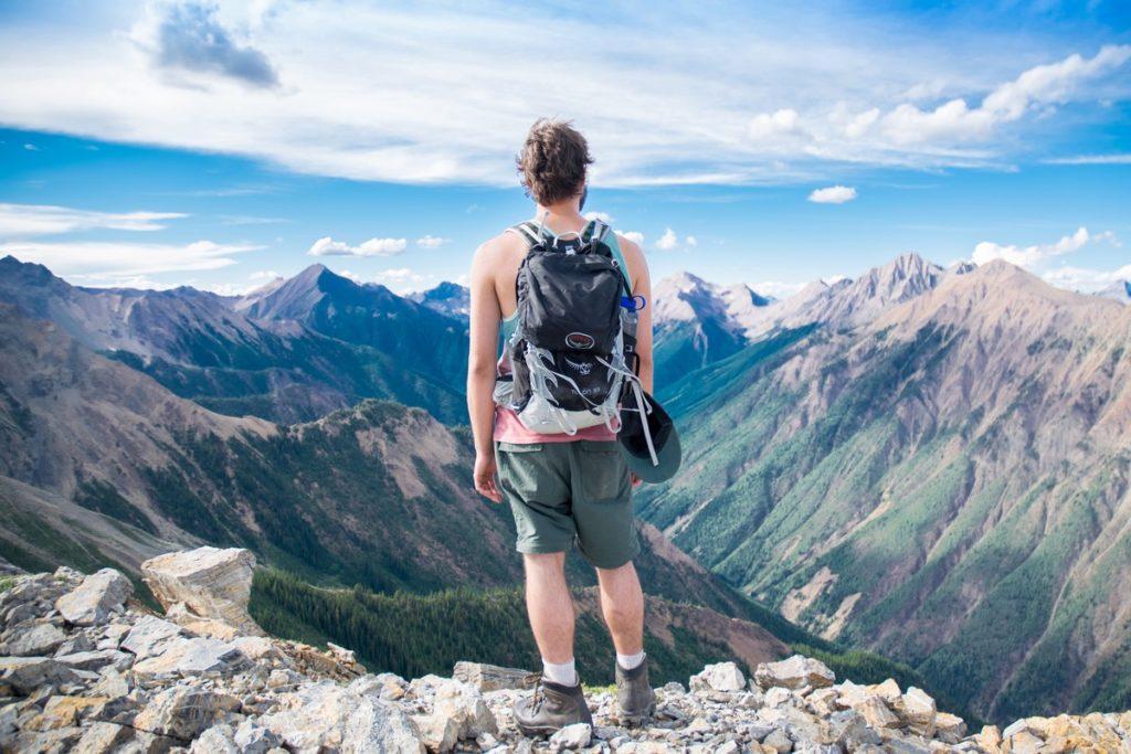 Votre seule option dans la vie est d'aller de l'avant